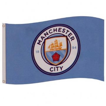Manchester City Flag CC